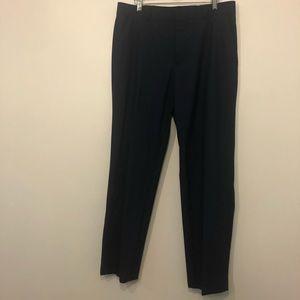 J. Ferrar Men's Navy Suit Pants Slim Fit